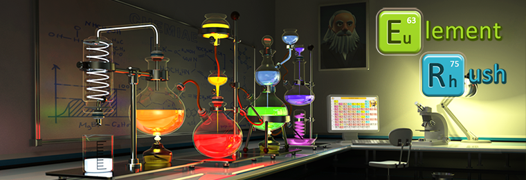 Learning chemistry could be fun? YES!